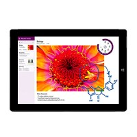 Microsoft Surface 3 4G with Windows 10  with Keyboard - 64GB