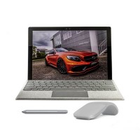 Microsoft Surface Pro 2017 - D - i7-7660u-signature-type-cover-mouse2017-surface-silver-pen2017-8gb-256gb