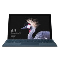 Microsoft Surface Pro 2017- D -i7-7650u-black-type-cover-black keboard-8gb-256gb