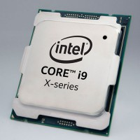 CPU  Intel   Core i9-10900x-cascade lake