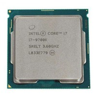 CPU  Intel  Core i7-9700K-Coffee Lake