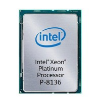 CPU  Intel  Xeon Platinum P-8136