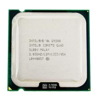 CPU Intel  Core 2 - Q9300