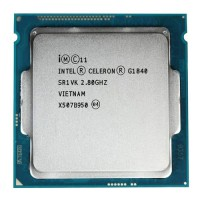 CPU Intel  Core 2 G1840- Haswell