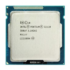 CPU Intel  Core 2 G2120 - Ivy Bridge