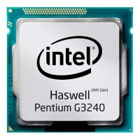 CPU Intel  Core 2 G3240- Haswell