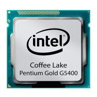 CPU Intel  Core 2 G5400 Gold - Coffee Lake
