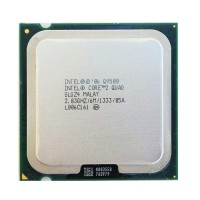 CPU Intel  Core 2 Quad - Q9500 try