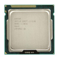 CPU Intel  Core i3-2100 -Tray