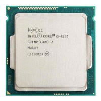 CPU Intel  Core i3-4130- Haswell