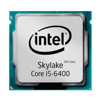 CPU Intel  Core i5-6400 T -Skylake