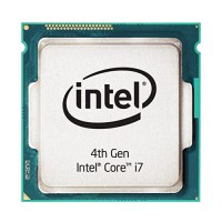 CPU Intel  Core i7-4770   -Quad