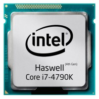 CPU Intel  Core i7-4790K -Haswell