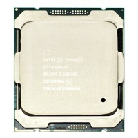 CPU Intel  Xeon E5-1650 v4- Broadwell