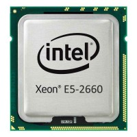 CPU Intel  Xeon E5-2660 - Sandy Bridge