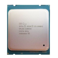 CPU Intel  Xeon E5-2680 v2 - Ivy Bridge