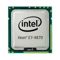 CPU Intel  Xeon E7-4870 v2 -lvy Bridge