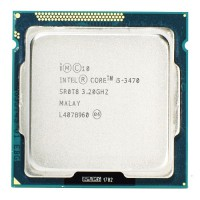 CPU Intel  core i5-3470  -Ivy Bridge