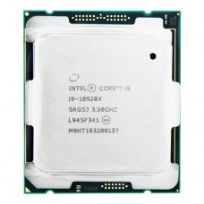 CPU Intel  core i9-10920x  -Cascade Lake
