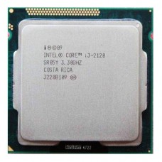 CPU Intel Core i3-2120 - Coffee Lake
