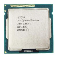 CPU Intel Core i3-3220- Coffee Lake