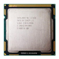 CPU Intel Core i3-550- Westmere