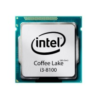 CPU Intel Core i3-8100-Coffee Lake