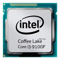 CPU Intel Core i3-9100F - Coffee Lake