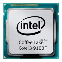 CPU Intel Core i3-9100F Tray - Coffee Lake
