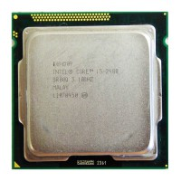 CPU Intel Core i5-2400 - Sandy Bridge