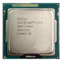 CPU Intel Core i5-3570 - Ivy Bridge