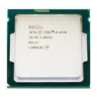 CPU Intel Core i5-4570 - Haswell