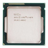 CPU Intel Core i5-4670 - Haswell