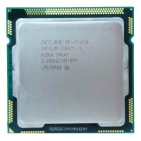 CPU Intel Core i5-650 - Westmere