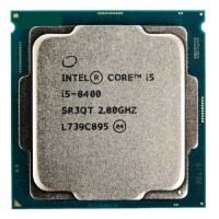 CPU Intel Core i5-8400 Tray - Coffee Lake