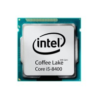 CPU Intel Core i5-8400-Coffee Lake
