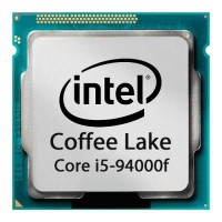 CPU Intel Core i5-9400f - Coffee Lake