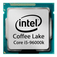 CPU Intel Core i5-9600k - Coffee Lake