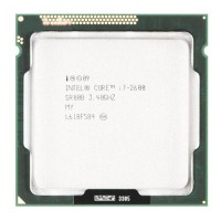 CPU Intel Core i7-2600- Sandy Bridge