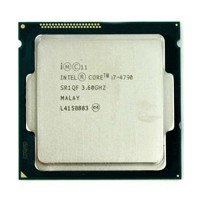 CPU Intel Core i7-4790- Haswell