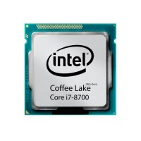 CPU Intel Core i7-8700-Coffee Lake