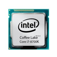 CPU Intel Core i7-8700K-Coffee Lake