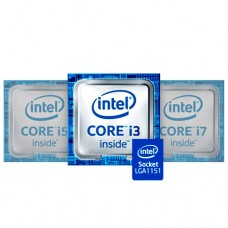 CPU Intel Core i3-6100-skylake
