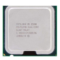 CPU Intel Core2  E5200