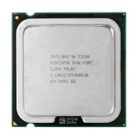 CPU Intel Core2  E5300