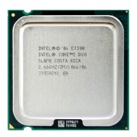CPU Intel Core2  E7300