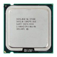 CPU Intel Core2  E7400