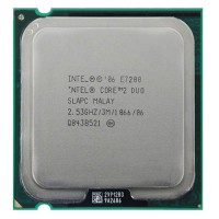 CPU Intel Core2 E7200
