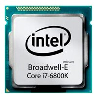 CPU Intel Skylake Core i7-6800K