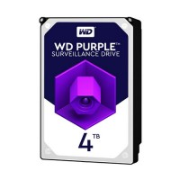 Western Digital  Purple WD40PURX-sata3- 4TB